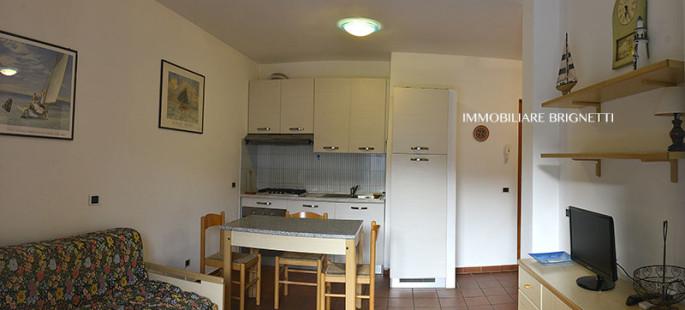 Appartamento a due passi dal mare, con terrazza e aria condizionata