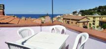 La casa con la terrazza sui tetti – Isola d'Elba