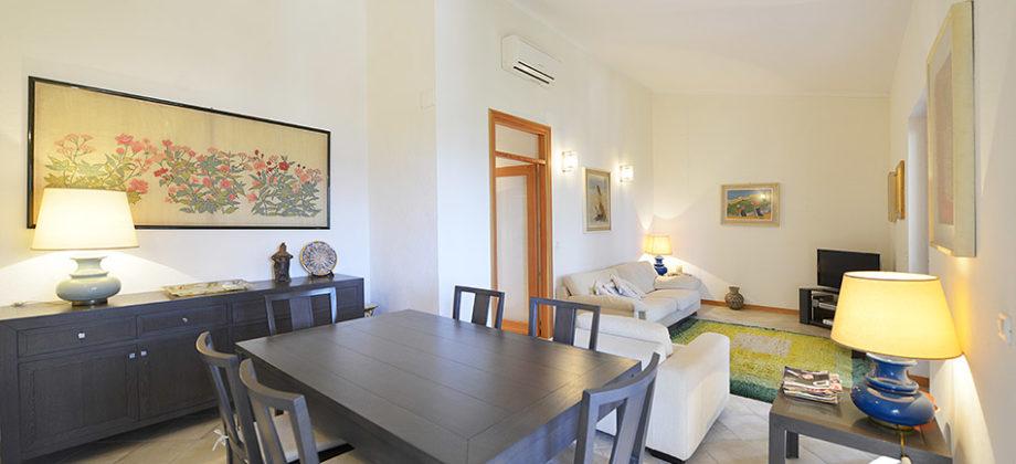 Appartamento in villa con i piedi sulla sabbia