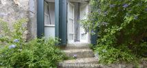 L'appartamento in una delle vie più fiorite di Marciana